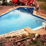 Pouring Concrete Deck