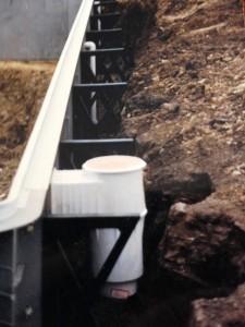 Skimmer Rough Plumbing